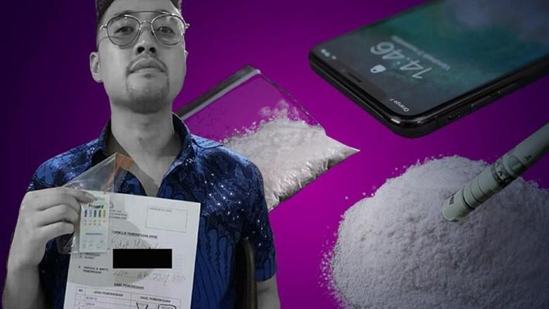 Berkas Kasus Narkoba Richard Muljadi Dilimpahkan ke Kejaksaan