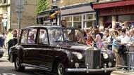 Mobil Ratu Elizabeth dan Lady Diana Dilelang