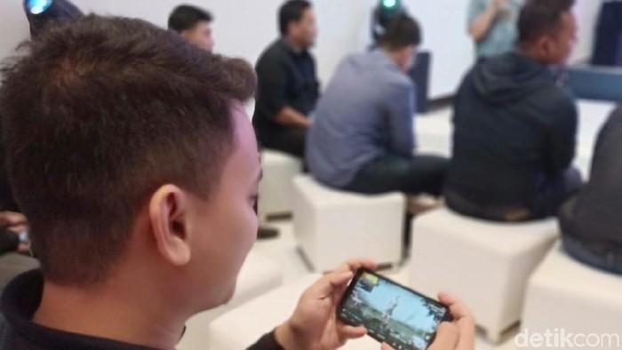 Oppo merilis teknologi Hyber Boost yang diklaim dapat mendongkrak kinerja ponsel. Foto: detikINET/Adi Fida Rahman