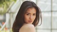 Cantiknya Anggia Chan sang model yang berprestasi. Foto: Dok. Instagram/anggia_chan