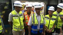 Anies Uji Coba MRT dari Depo Lebak Bulus ke Stasiun Bundaran HI
