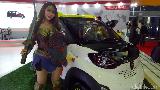 Wonder Woman Beraksi di GIIAS Makassar