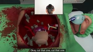 Pengalaman Seru ketika Dokter Mencoba Operasi dengan VR