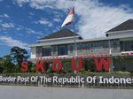 Selamat Datang di Muara Tami, Tapal Batas di Kota Jayapura
