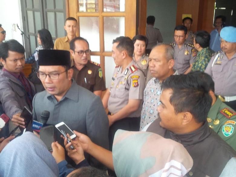 Begal Hantui Bandung, Ridwan Kamil: Saya Setuju Tembak di Tempat