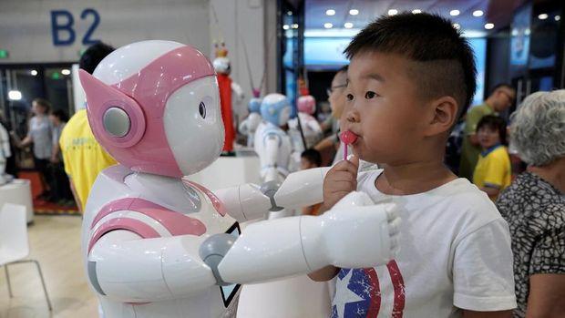 Hobi Kids 'Zaman Now': Bikin Robot!