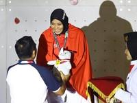 1. Atlet Panjat Tebing