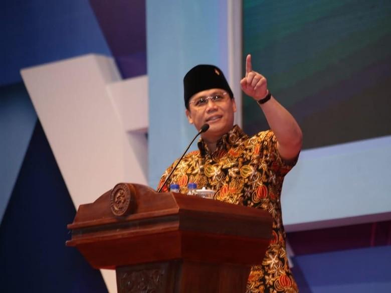 Ahmad Basarah Harap Pimpinan MPR Diputus Lewat Mufakat Bukan Voting