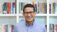 Sandiaga Uno Dapat Rp 100 Ribu dari Garuda Indonesia