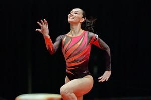 Liburannya Atlet Gimnastik Malaysia, Farah Ann Abdul Hadi