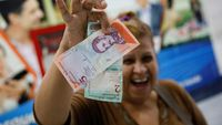 Ada Mata Uang Baru, Masyarakat Venezuela Masih Kebingungan