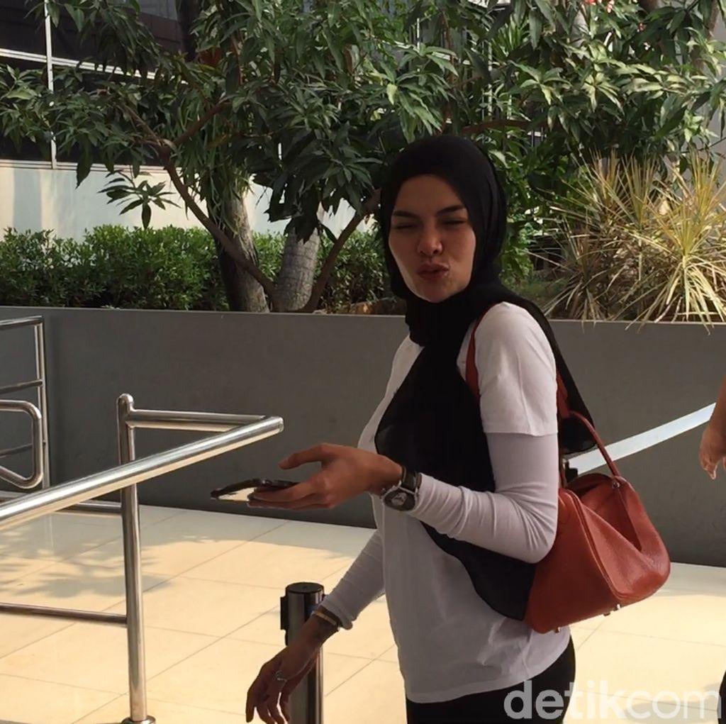 Rayakan Rujuk, Nikita Mirzani Siap Liburan Ke Singapura