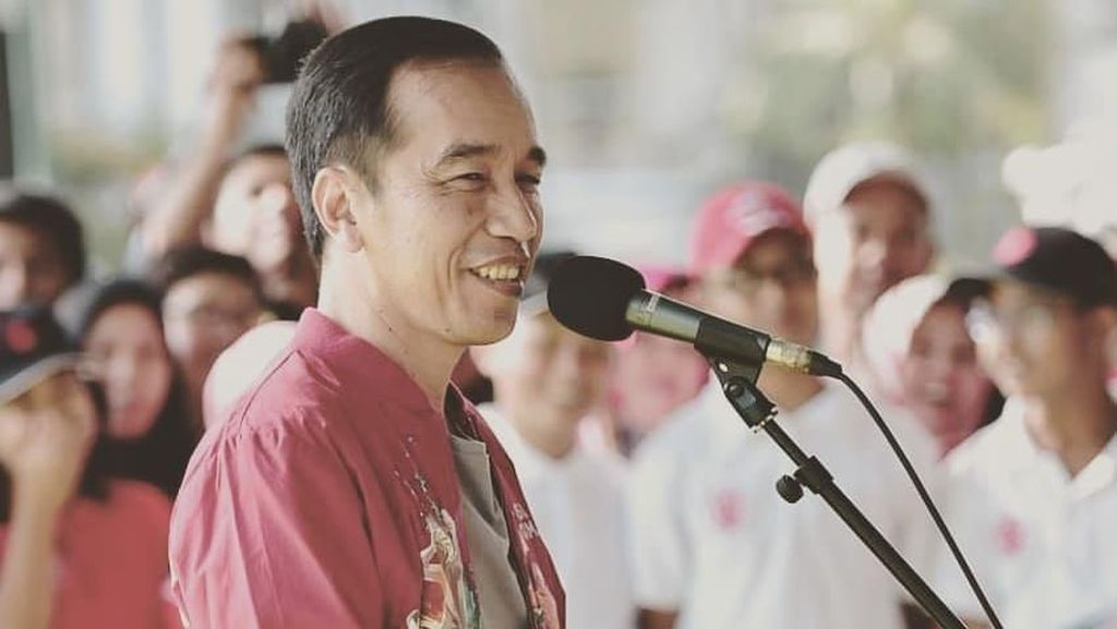 Foto Anak Punk Mirip Jokowi Ini Viral