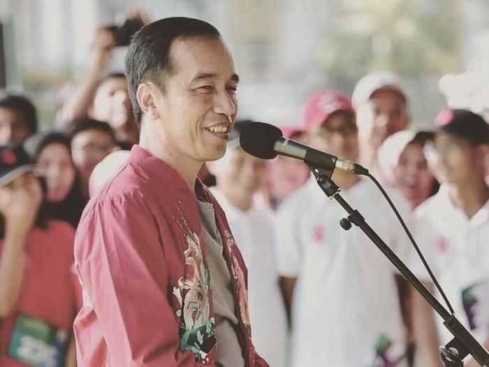 Presiden Indonesia Joko Widodo. Foto: Instagram