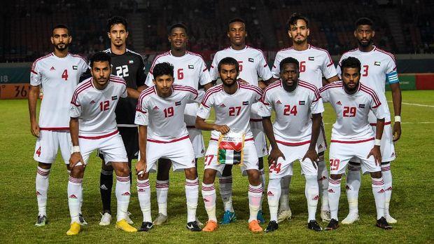 Timnas Uni Emirat Arab dianggap punya kekuatan permainan di sayap.