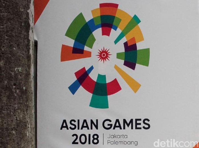 Asian Games 2018, Logo Asian Games 2018