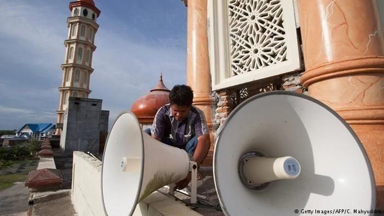 Begini Aturan Kemenag soal Pengeras Suara Masjid untuk Azan