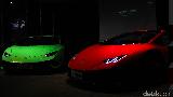 Apes, Lamborghini Kecelakaan Baru 20 Menit Keluar Dealer