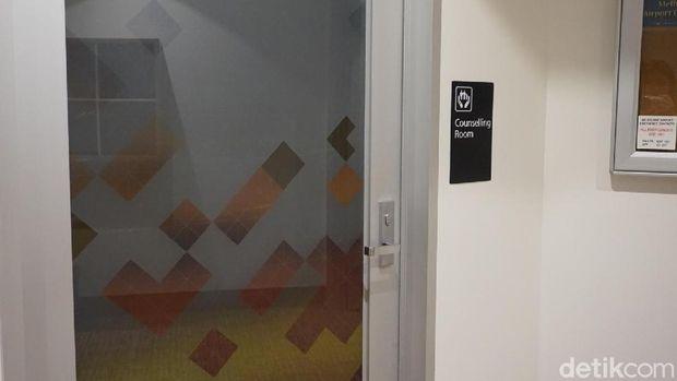 Ruang konseling (Shinta/detikTravel)