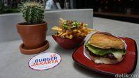 Ada Truffle Burger yang Juicy di Bar Burger Pertama di Jakarta