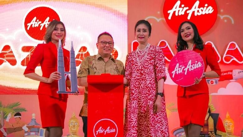 Launching AirAsia Bazaar (dok. BRI)