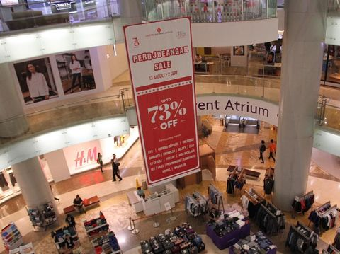 Lotte Shopping Avenue