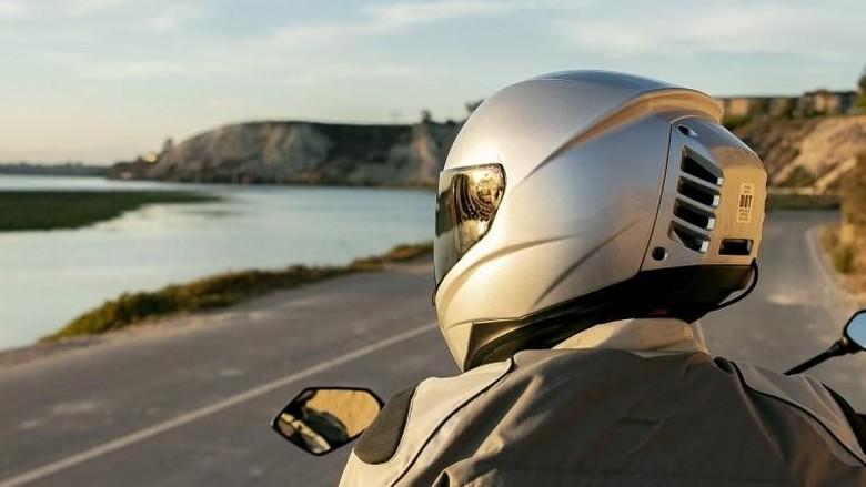 Helm ada AC-nya Foto: Rideapart
