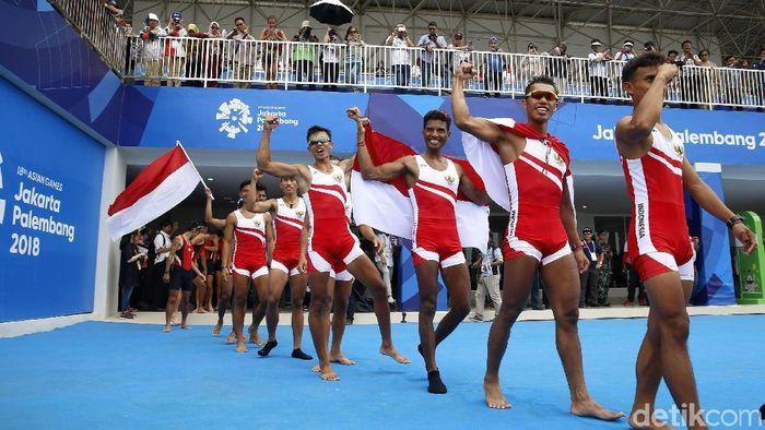 Penutupan Asian Games 2018 akan berkonsep perayaan terhadap keberhasilan atlet (Foto: Rachman Haryanto/detikSport)