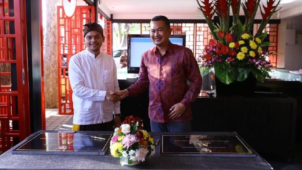 Demi Kembangkan Pariwisata, MarkPlus Center Bangun Kantor di Bali