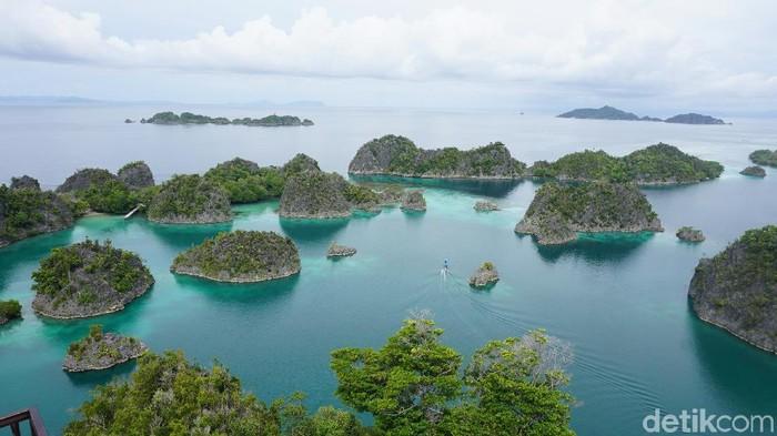 Piaynemo di Raja Ampat, Papua Barat
