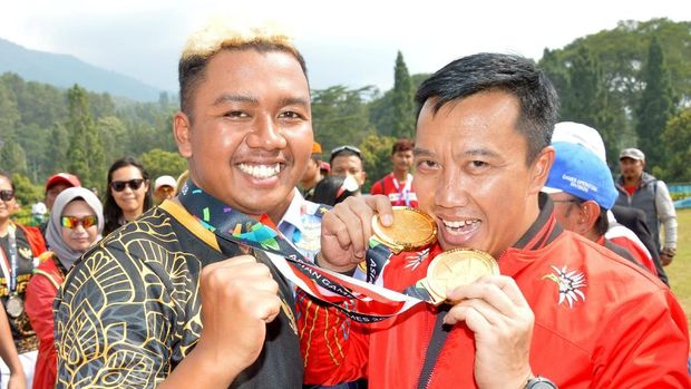 Dapat Rp 2,4 M, Ini Atlet Paling Tajir dari Asian Games 2018