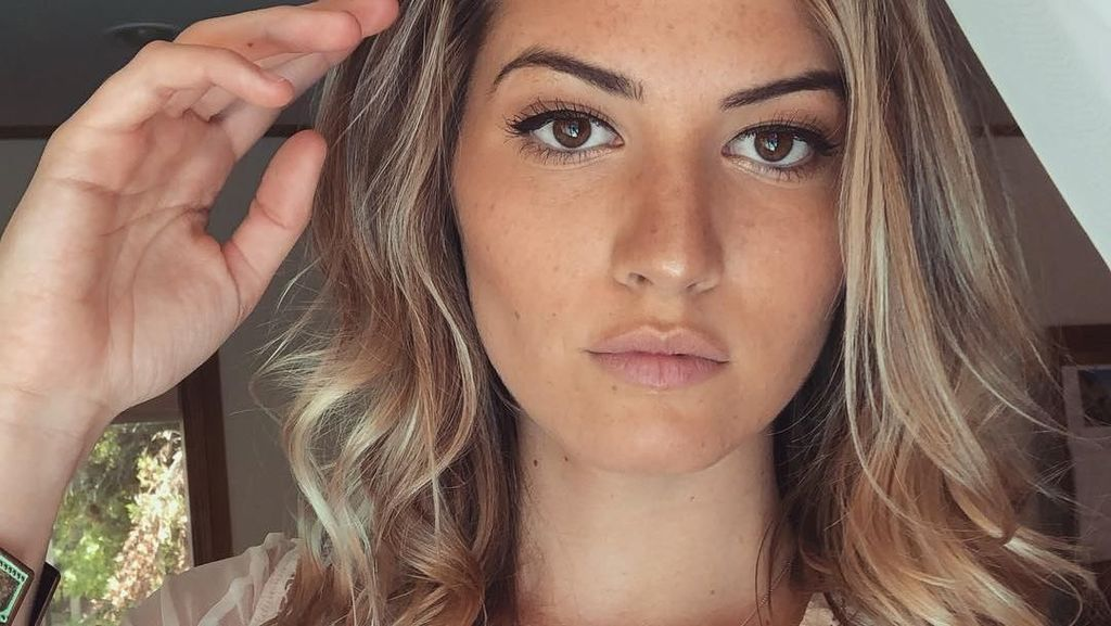 Pesona Shauna Sexton, Model Playboy yang Jadi Kekasih Baru Ben Affleck