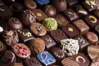 Cokelat yang kita makan hanya mengandung sedikit kakao.