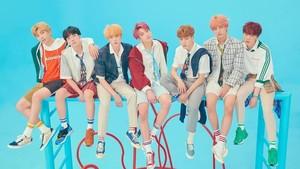 Presiden Beri Selamat pada BTS yang Dua Kali Tembus Billboard