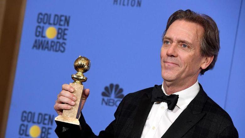Aktor Pemenang Golden Globe Hugh Laurie Gabung di Serial Avenue 5