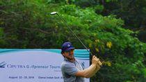 Pegolf Australia Pimpin Putaran Tiga Turnamen Golf Ciputra 2018