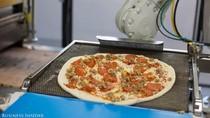 Begini Jadinya Kalau Koki Pizza Digantikan Robot