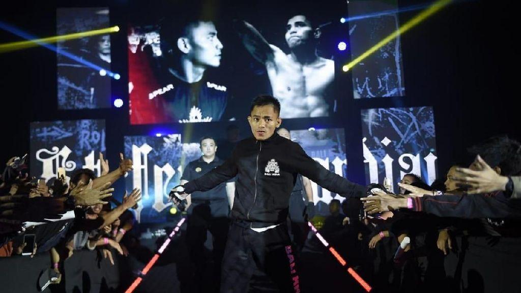 Deretan Duel di ONE Championship Seri Jakarta Bulan Ini