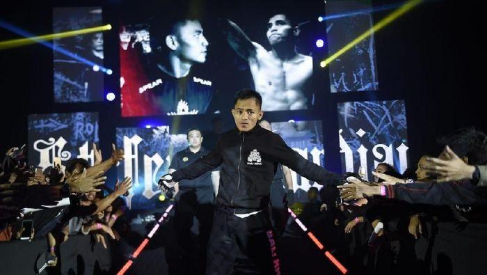 ONE Championship tahun depan bakal tiga kali digelar di Jakarta (dok.ONE Championship)
