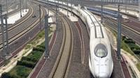 Kereta Cepat dan Jerat Utang yang Membayangi China