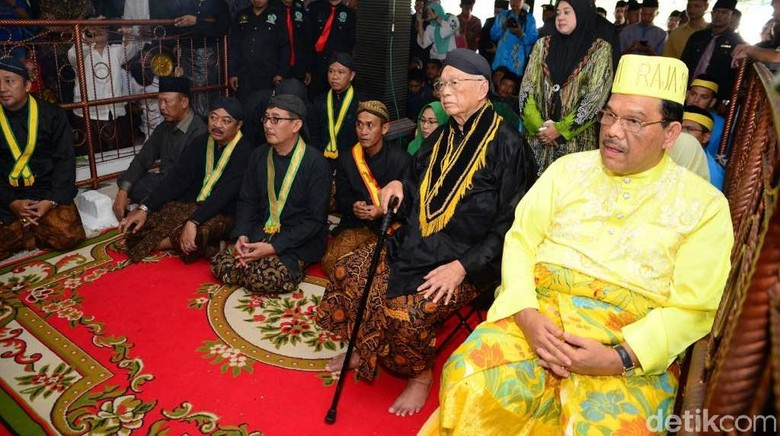 Bangsawan Kelantan Bantu Rp 2 M untuk Jejak Sunan Kalijaga di Demak