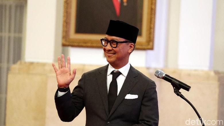 Agus Gumiwang Mundur dari DPR, Sekretaris F-Golkar Kini Adies Kadir