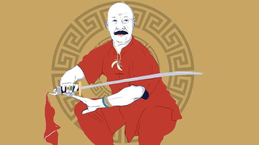 Jejak IGK Manila, Soeharto dan Om Liem di Olahraga Wushu