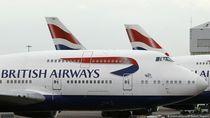 British Airways dan Air France Hentikan Penerbangan ke Iran