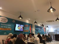 Fish Wow Cheese: Gurih Unik Fish & Chips dengan Paduan Nasi Briyani