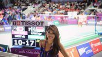 Maria Selena Bangga Kevin Sanjaya Raih Emas Asian Games 2018