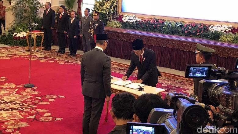 3 Mensos Jokowi dalam 4 Tahun