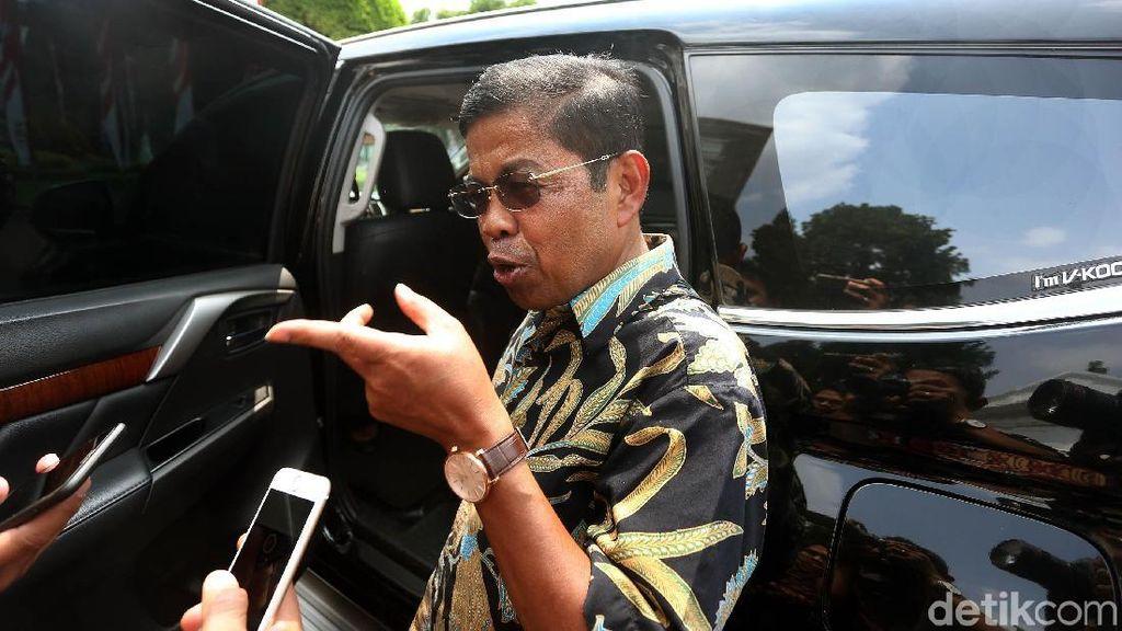 3 Mobil Idrus Marham Lebih Mahal dari 10 Mobil Jokowi