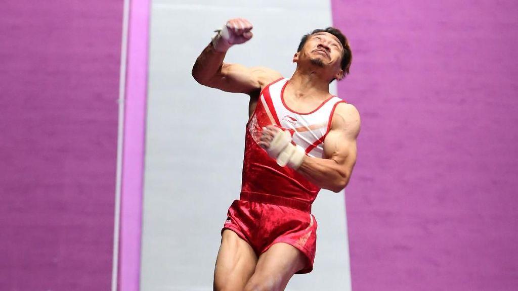 Agus Prayoko Persembahkan Medali ke-30 Indonesia di Asian Games 2018