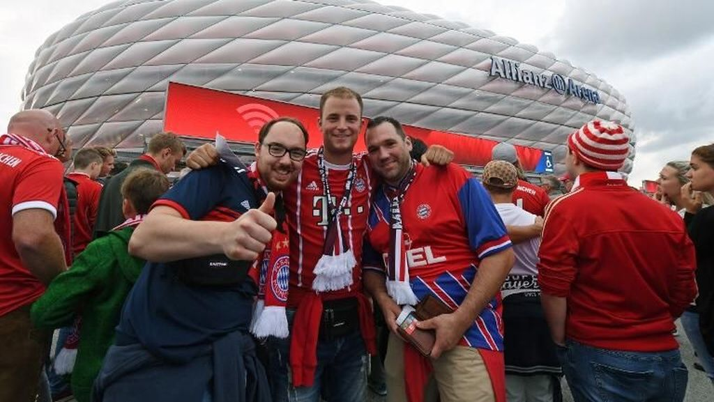 Piala Eropa 2024 di Jerman, Ini 10 Stadion Tuan Rumah